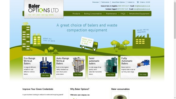 Baler Options For Your Recycling Needs