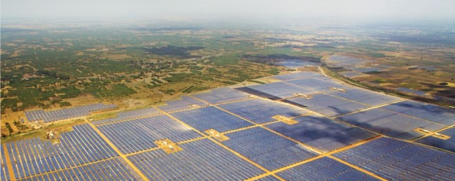 Solar Power Plant, World's Largest Goes Online