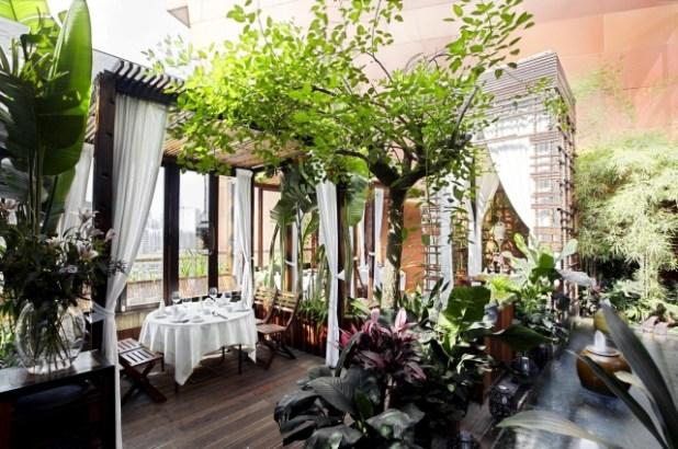 greener restaurant