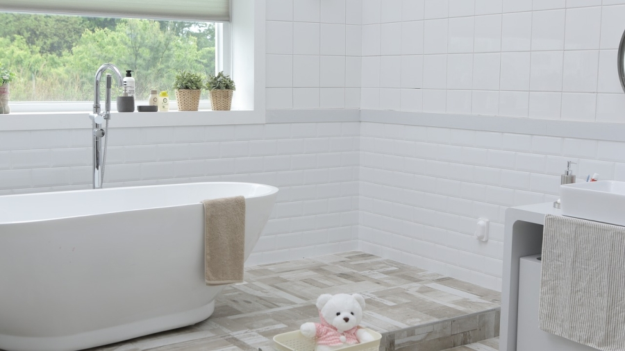Water Saving Bathroom