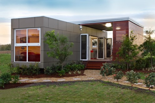Modular homes: Green Fix To UK Home Shortage