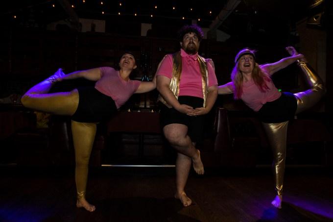 Dance Troupe Liquid Feet!