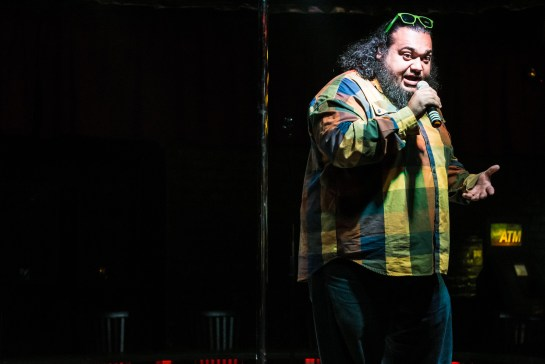 Who's the Ross? - Kit Kat Club - Comedian Adam Pasi