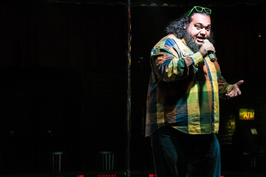 Who's the Ross? - Kit Kat Club - Comedian Adam Pasi