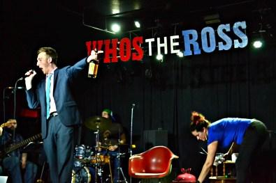 Burnside Bourbon - Who's the Ross