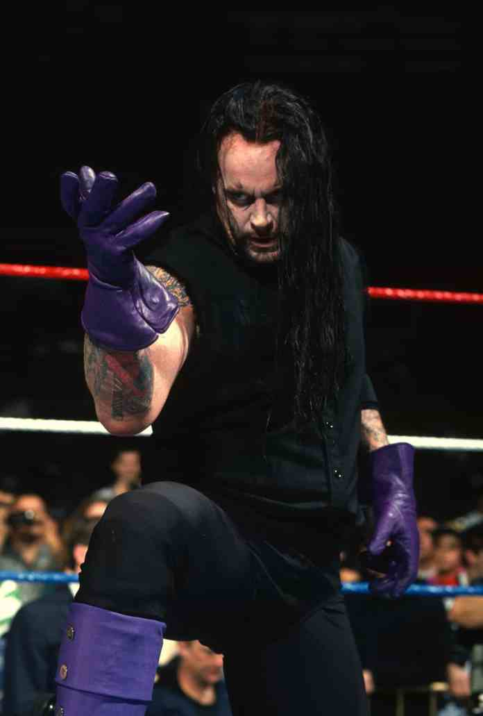 Undertaker Survivor Series