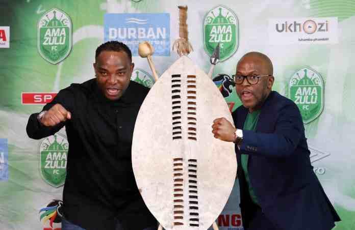DStv Premiership AmaZulu Golden Arrows