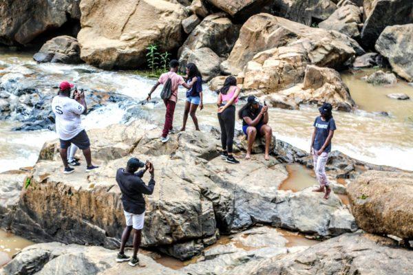 Farin Ruwa Falls, Nasarawa