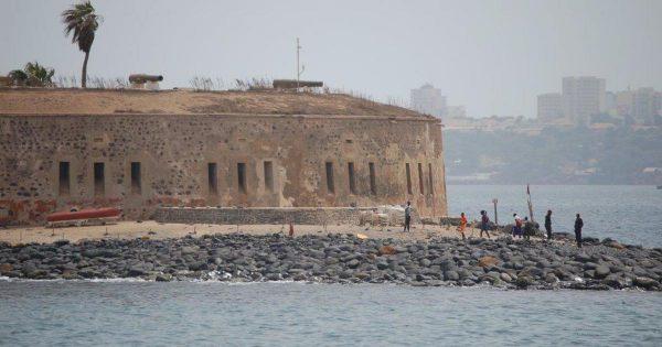 Goree Castle, Senegal