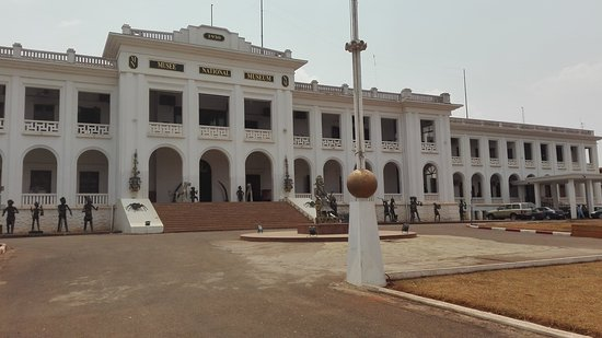 The Cameroon National Museum, Cameroon