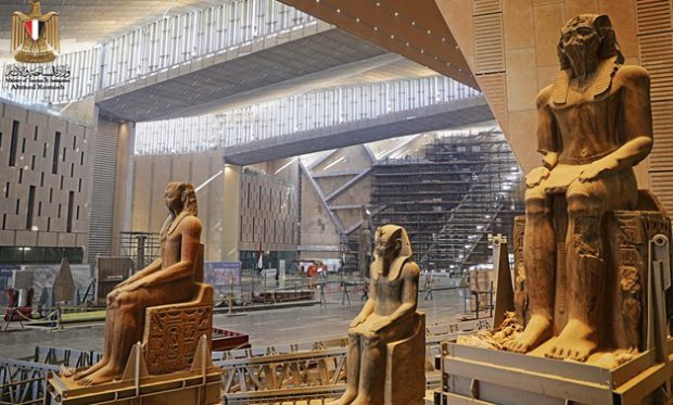 The Grand Egyptian Museum, Egypt