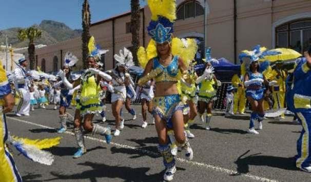 Minstrel-Carnival