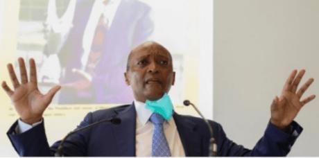 Patrice Motsepe To Win CAF Presidency