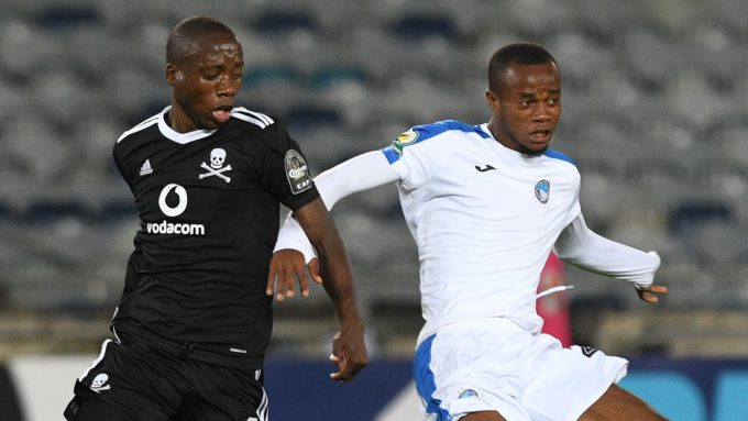 Orlando Pirates win their first Group A match by defeating Enyimba in CAF Confederation Cup