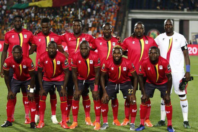 uganda 2021 afcon team