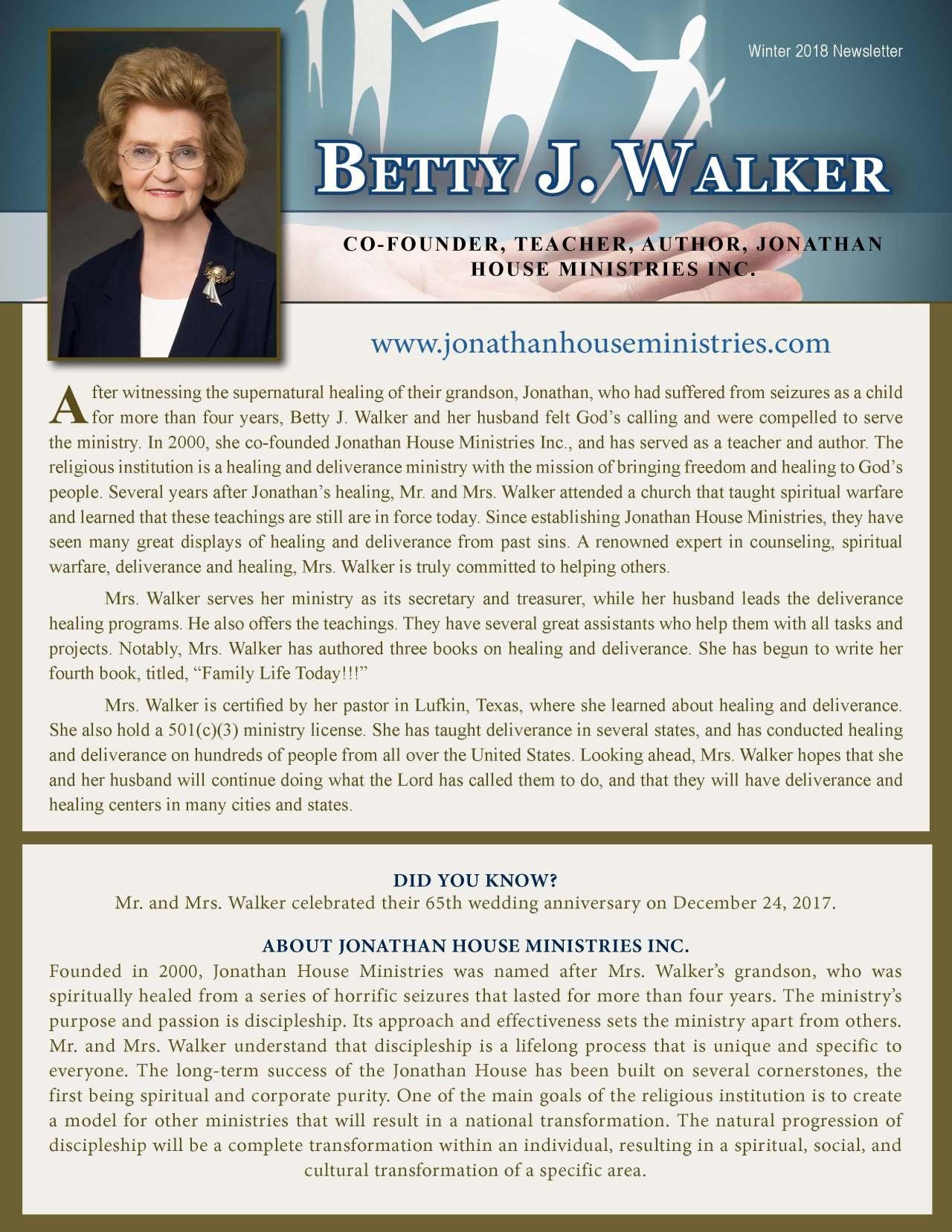 Walker, Betty 3679454_4003679454 Newsletter REVISED