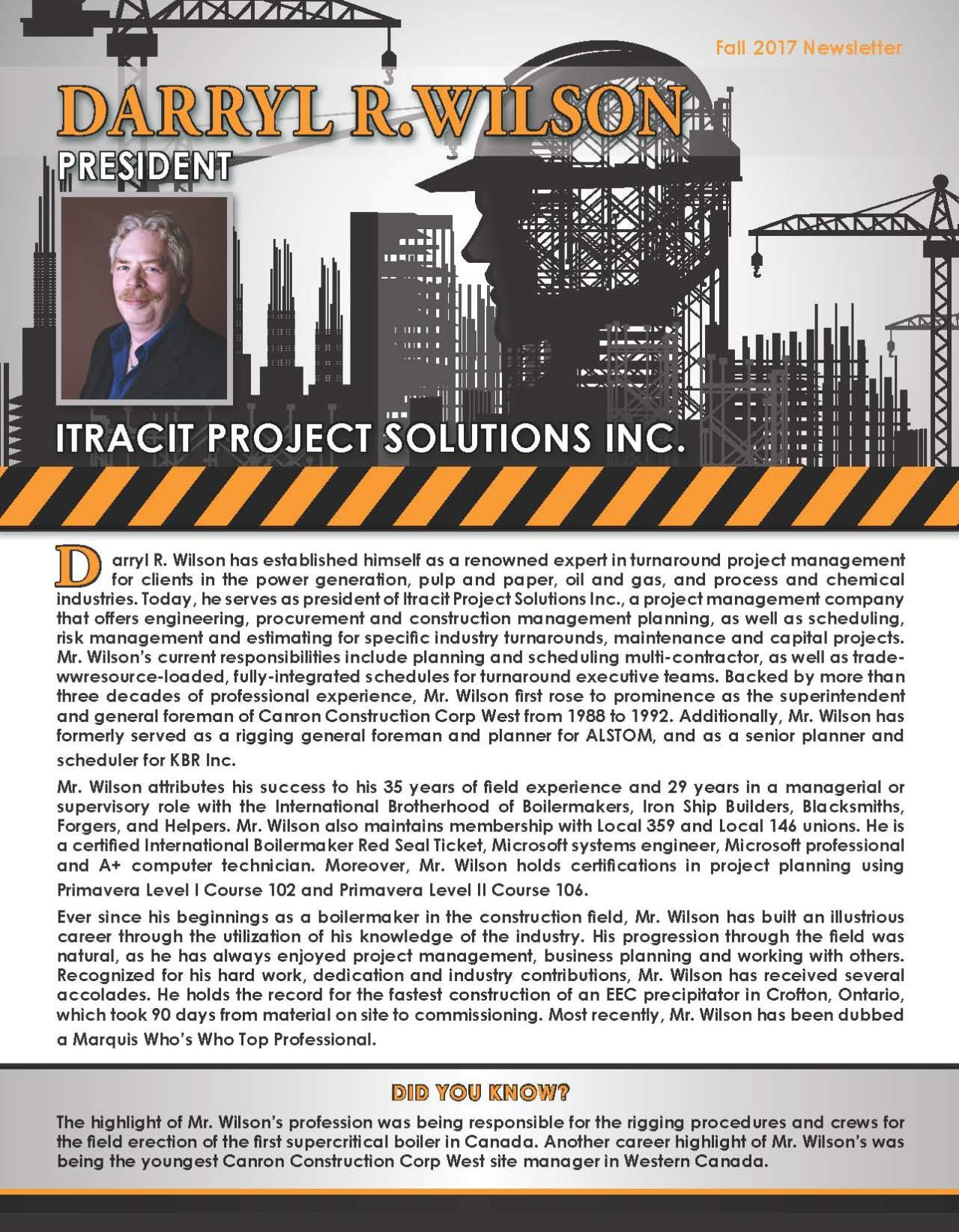 Wilson, Darryl 1593562_40004208 Newsletter