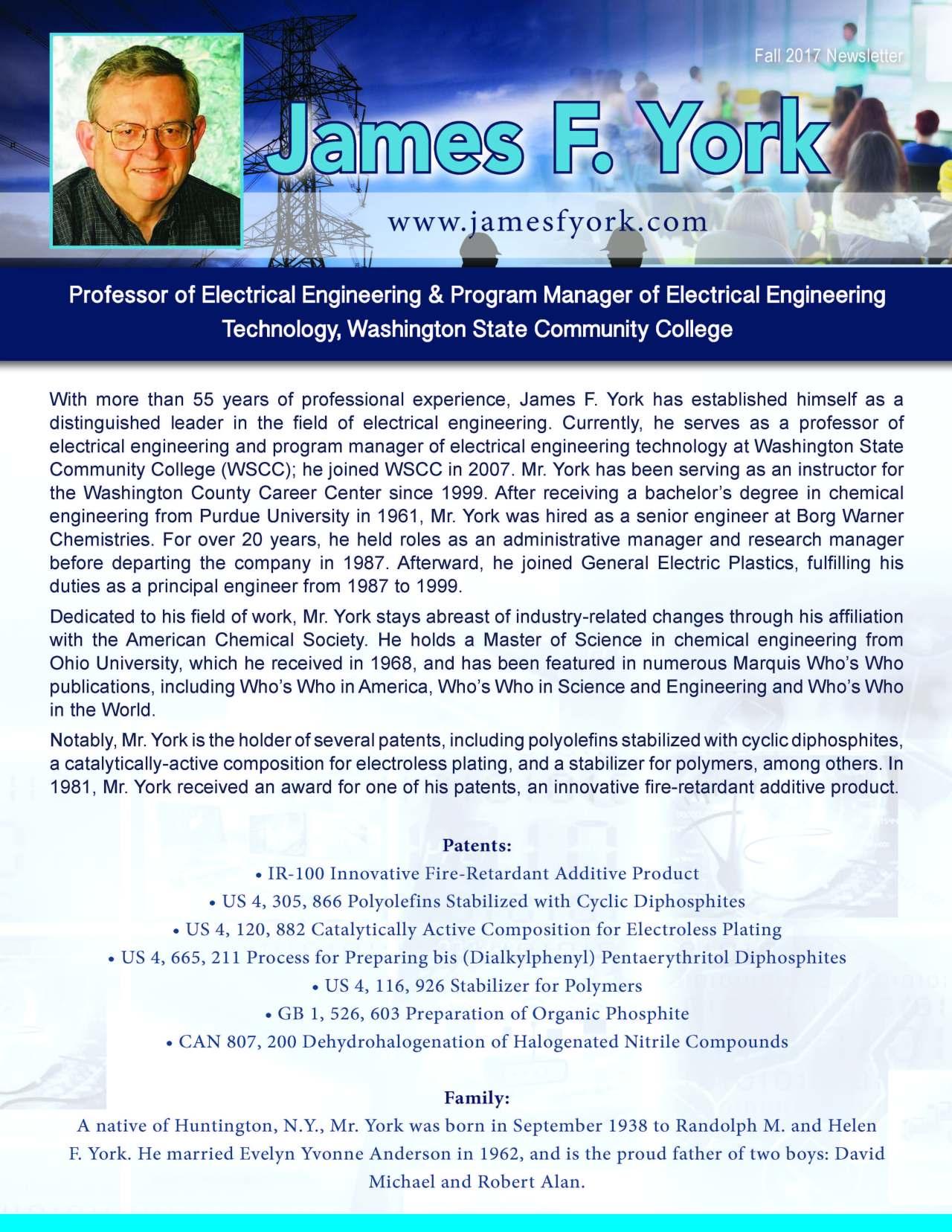 York, James 2186058_33571668 Newsletter
