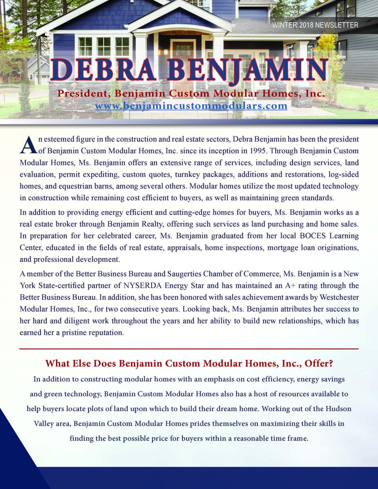 Benjamin, Debra 3677349_4003677349 Newsletter.jpg