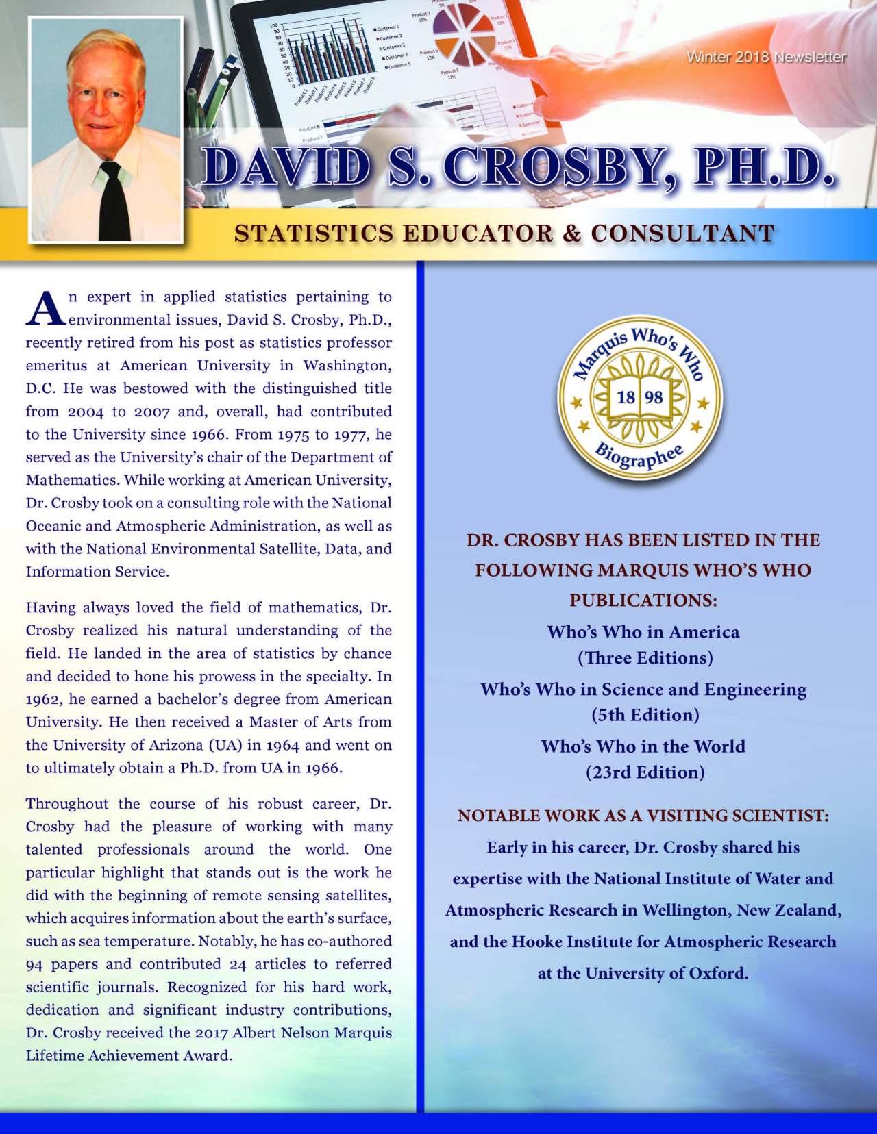 Crosby, David 3625013_28166783 Newsletter