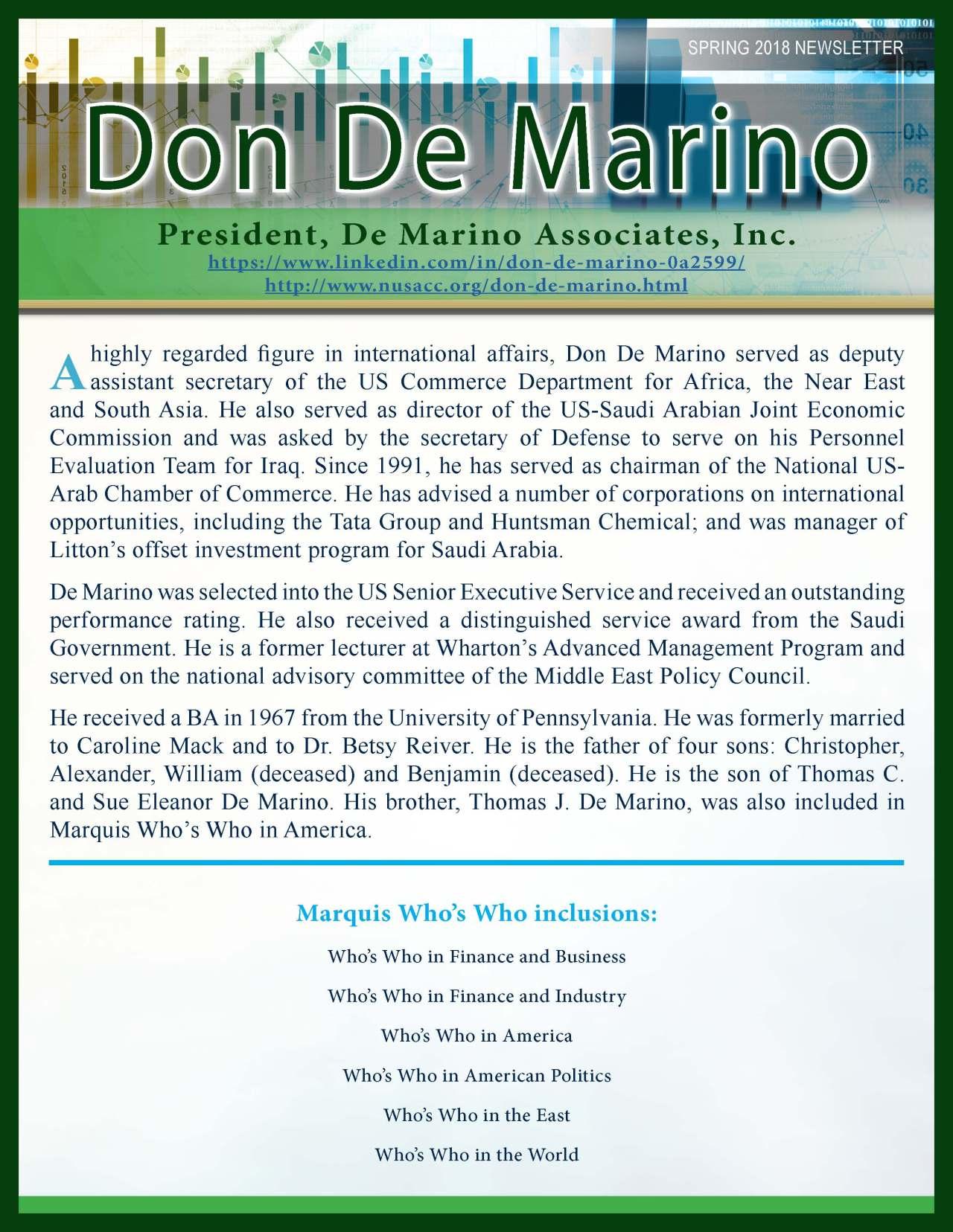 De Marino, Don 3711041_17921966 Newsletter REVISED