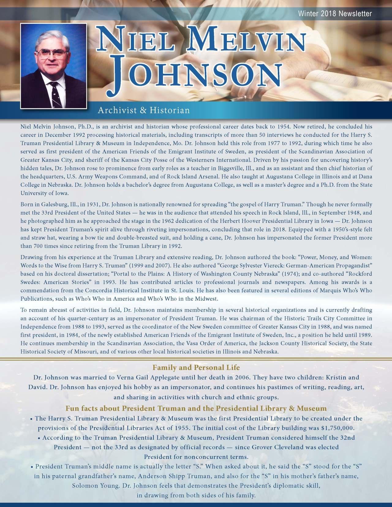 Johnson, Niel 3654382_16411381 Newsletter REVISED