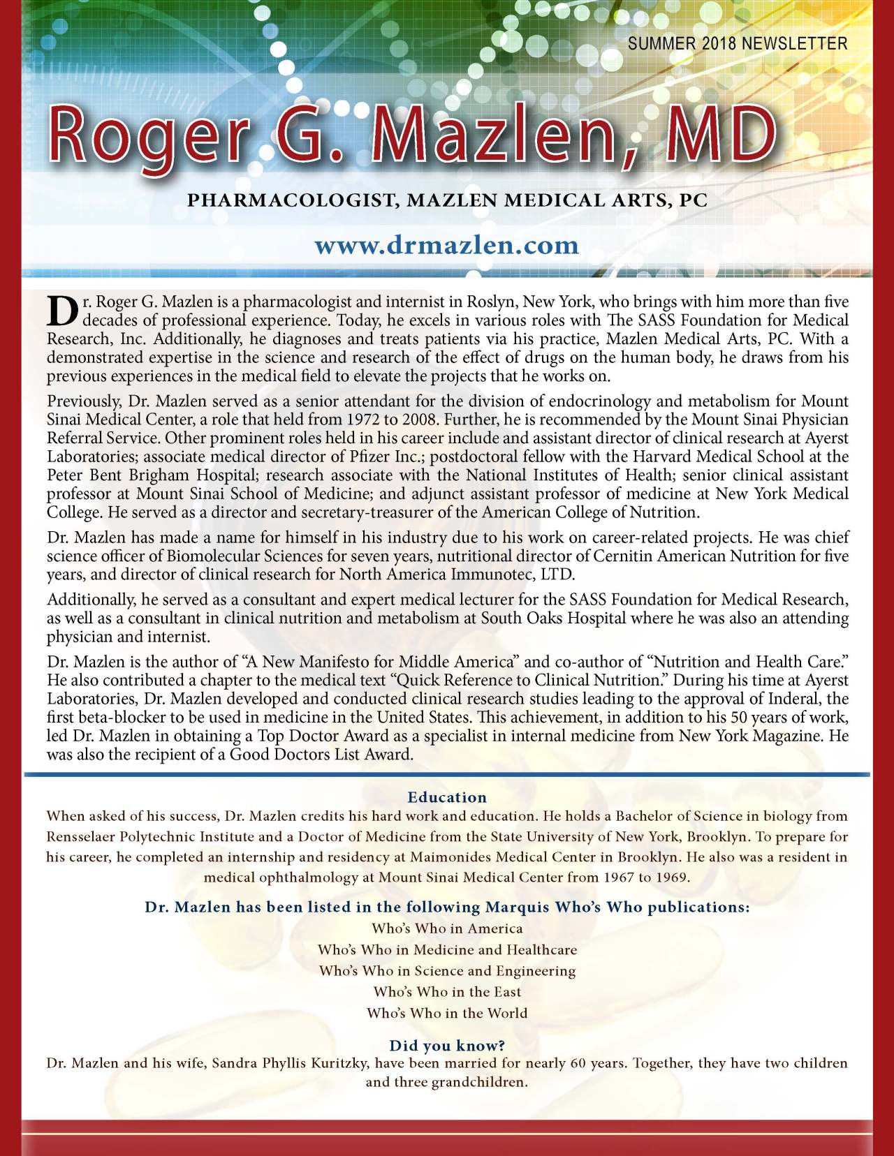Mazlen, Roger 2139619_2837451 Newsletter REVISED.jpg