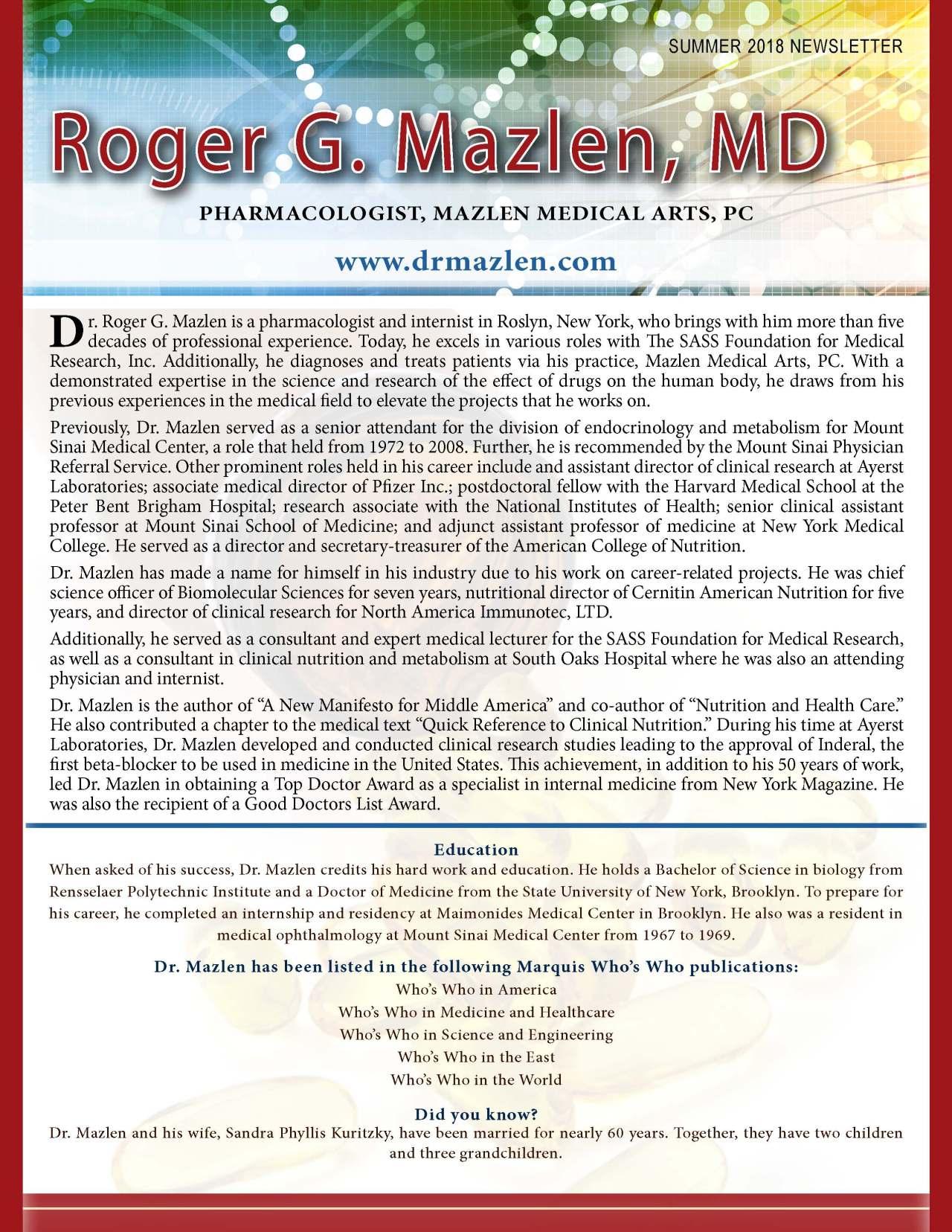 Mazlen, Roger 2139619_2837451 Newsletter REVISED.jpg