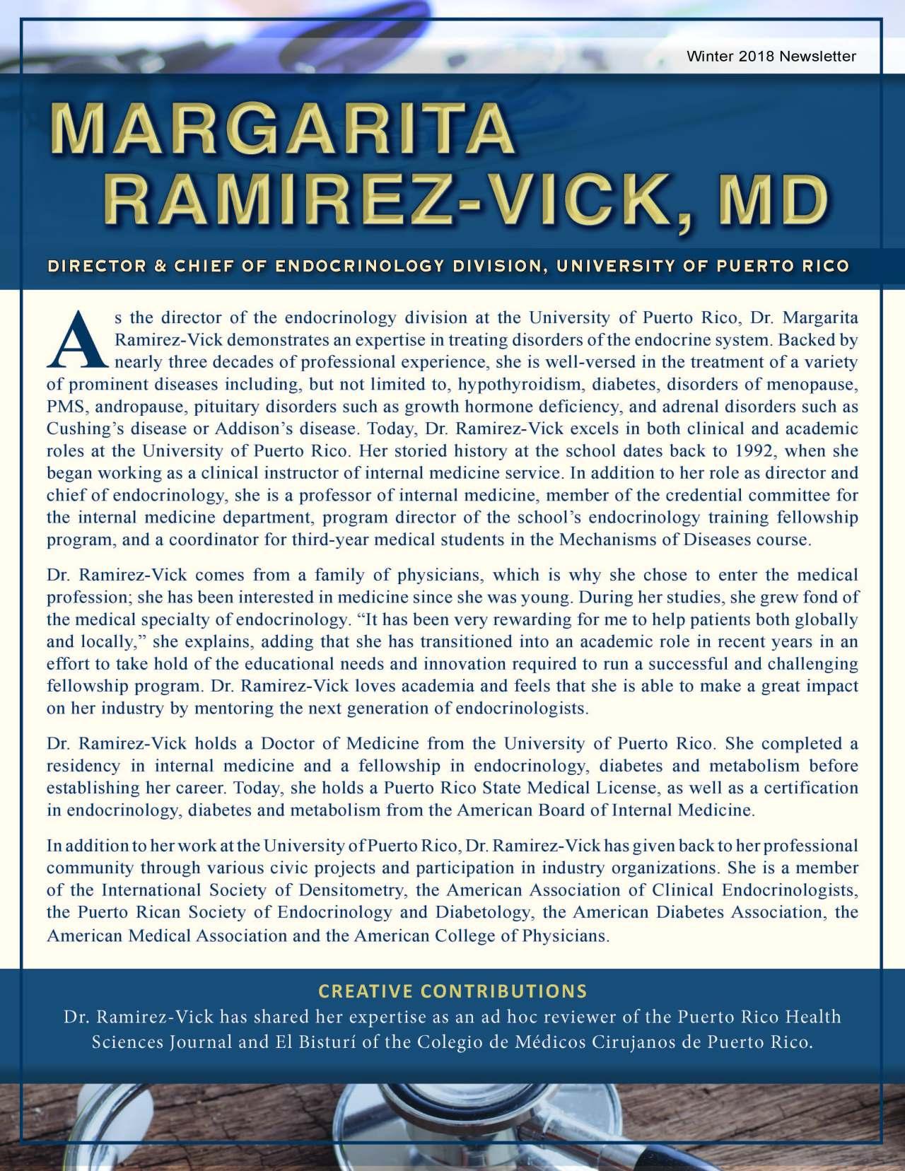 Ramirez-Vick, Margarita 3703730_4003703730 Newsletter.jpg