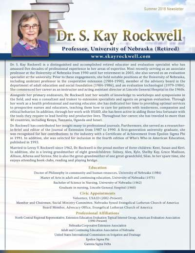 S Kay Rockwell