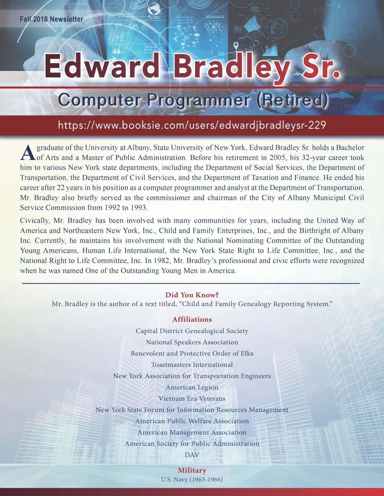 Bradley, Edward 2253754_2949529 Newsletter