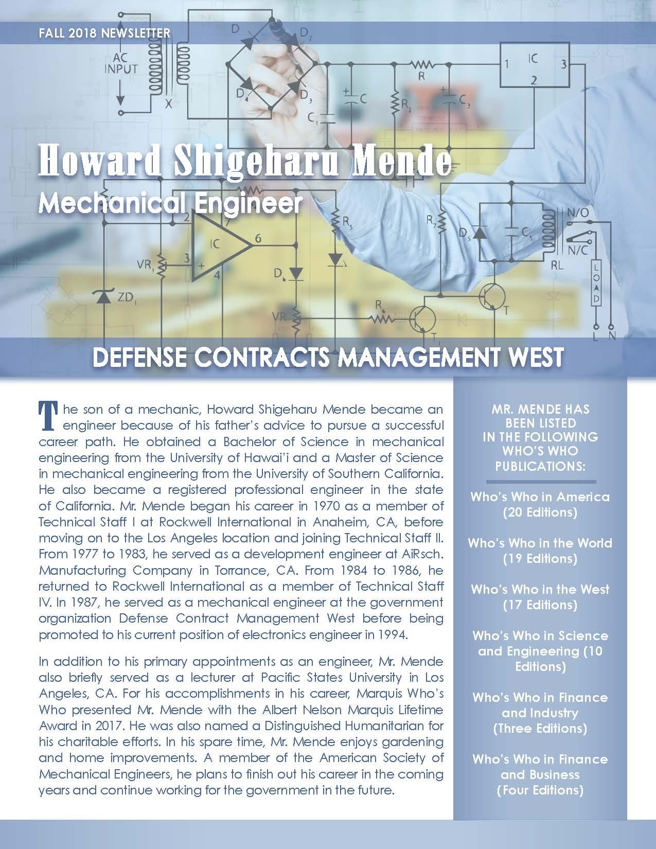 Mende, Howard 2132674_25275091 Newsletter.jpg