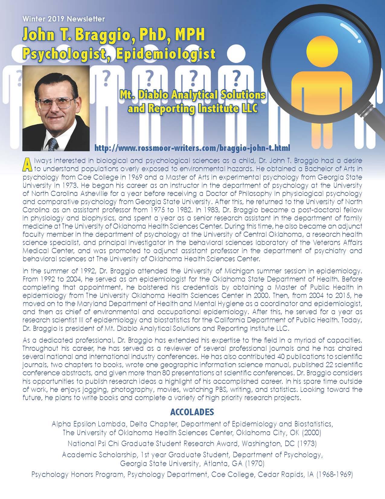 Braggio, John 3965337_19866459 Newsletter