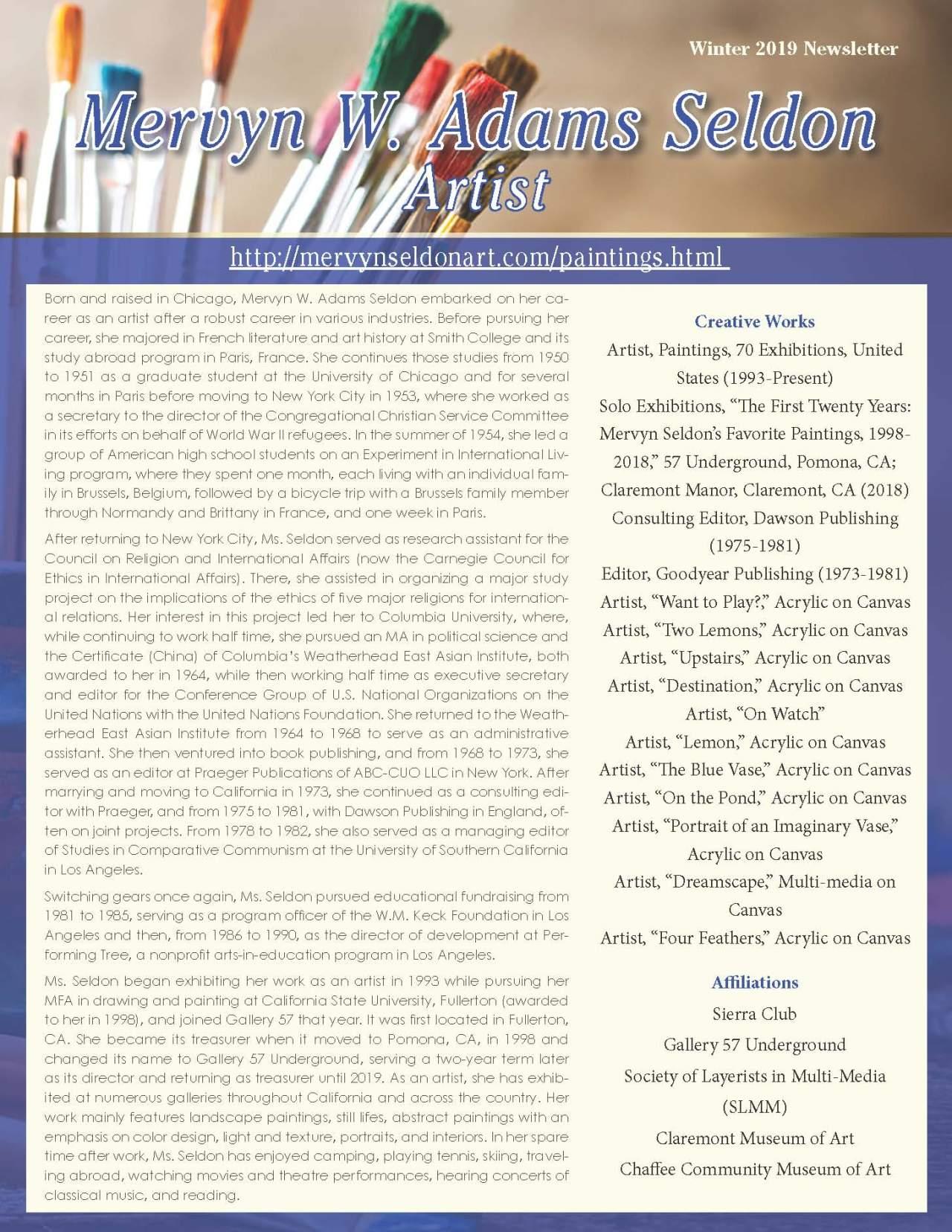 Seldon, Mervyn 3647610_1992991 Newsletter REVISED.jpg