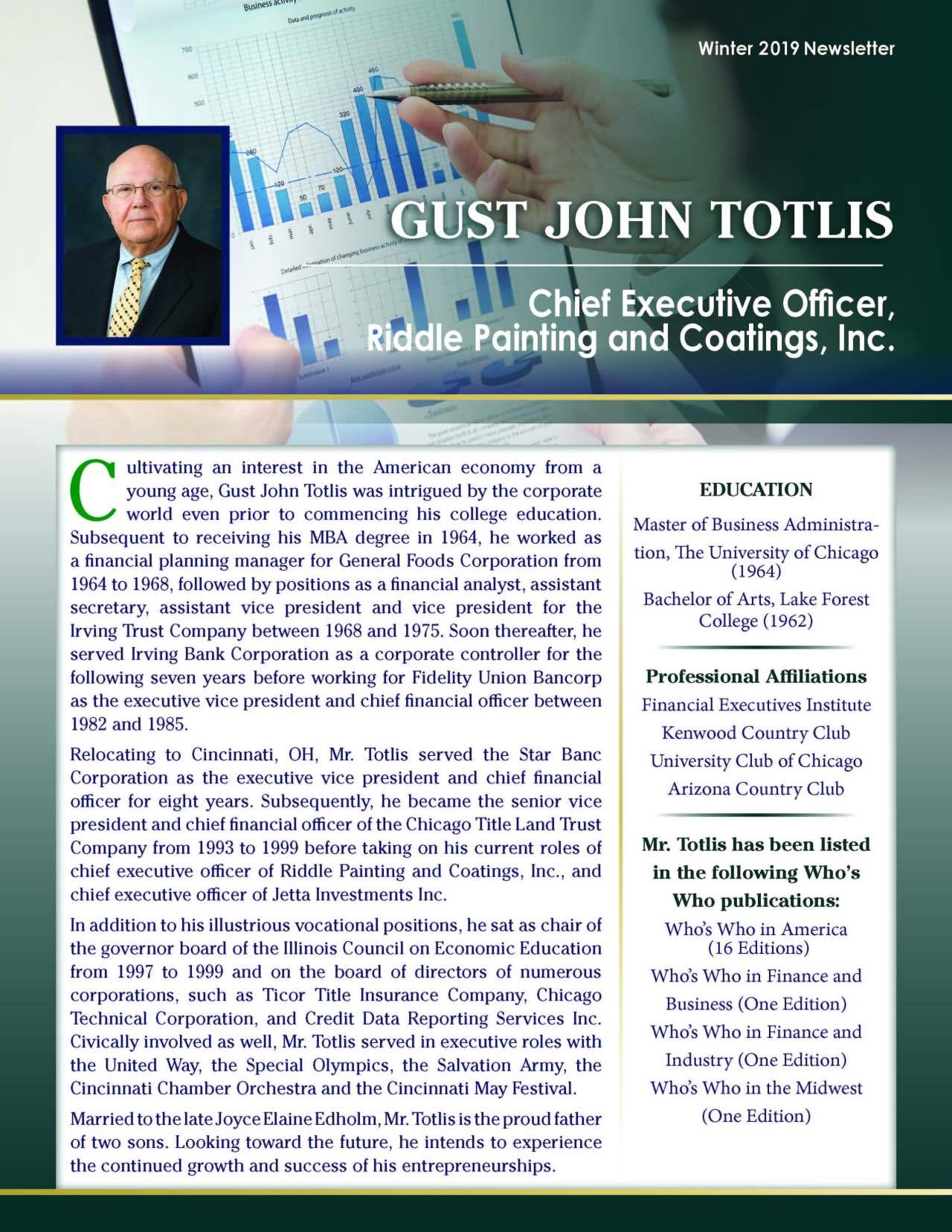 Totlis, Gust 4134405_6499313 Newsletter REVISED