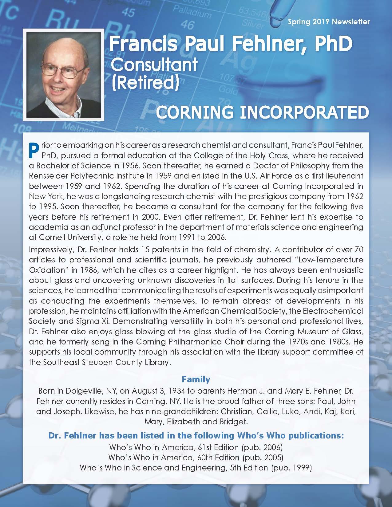 Fehlner, Francis 4124316_28207108 Newsletter.jpg