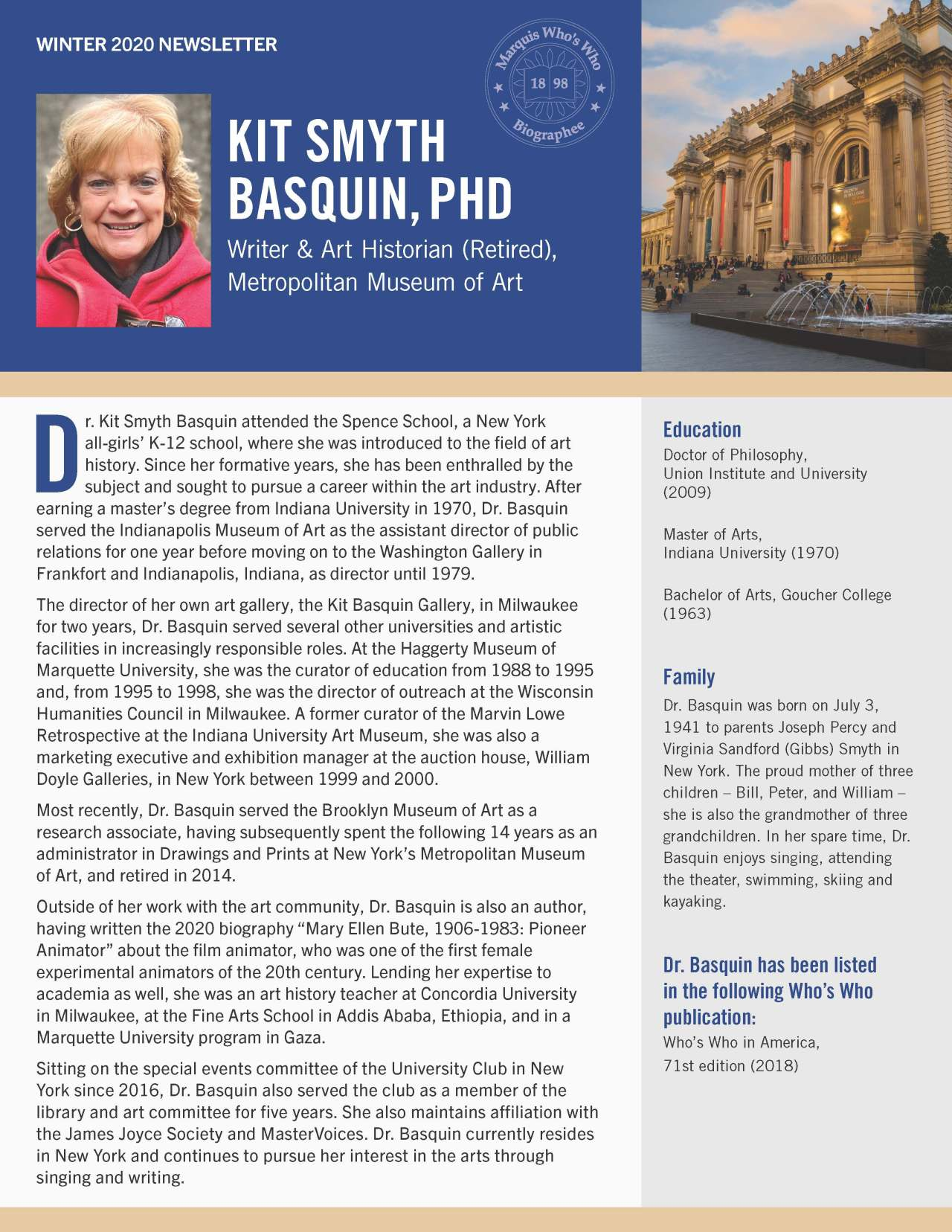 Basquin, Kit 2185997_26273110 Newsletter