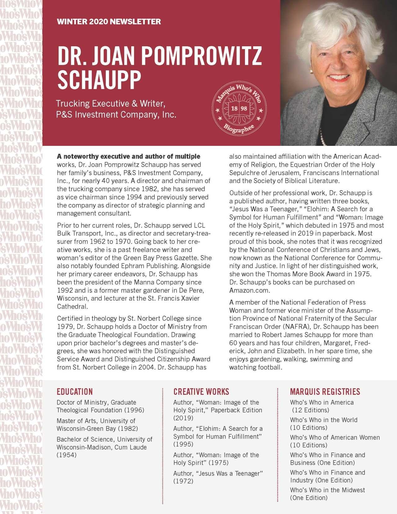 Schaupp, Joan 2206024_22398192 Newsletter