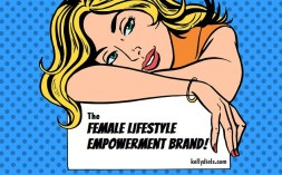 The Female Lifestyle Empowerment Brand. An introduction.