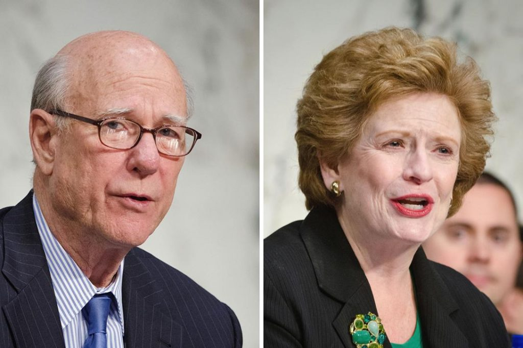 Pat Roberts, Debbie Stabenow