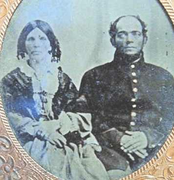 Jotham and Mary Drake, 1862.
