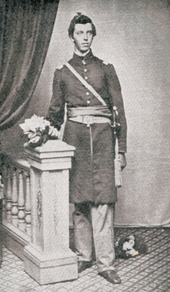 Russell H. Conwell, c. 1863.