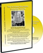 Invisible soldiers DVD template