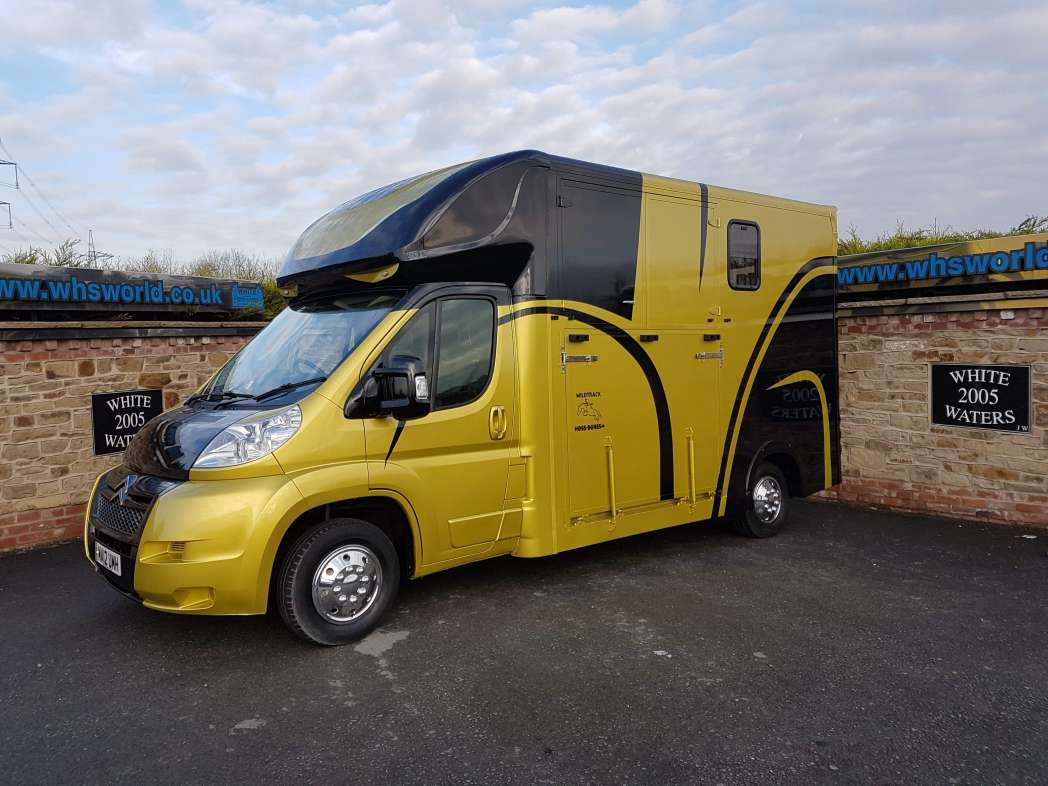 2012 Citroen Relay Lwb 3 5 T Stallion Box Whs World