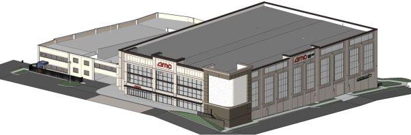 [Renderings] Construction Will Soon Begin on AMC Theatre ...