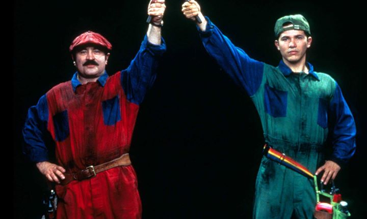 XPO Game Festival Presents Movie in the Park: Super Mario Brothers
