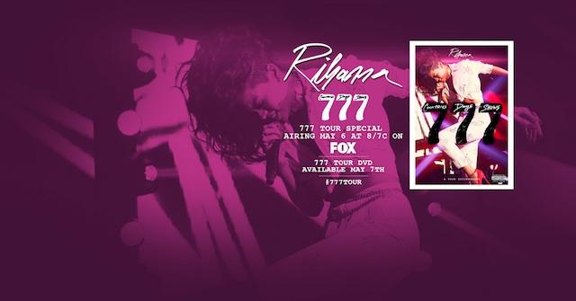 Poster do filme 777 - A Tour Documentary