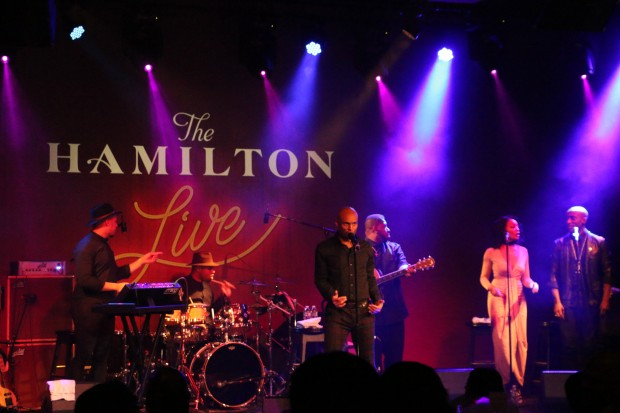 Inside Kenny Lattimores Intimate Show At Hamilton Live