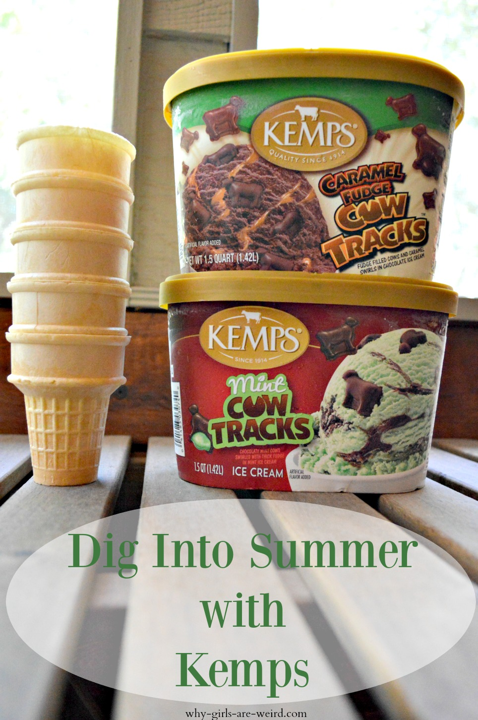Dig Into Summer With Kemps