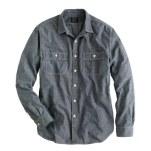 Grey Chambray Shirt